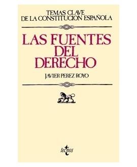 Las fuentes del Derecho