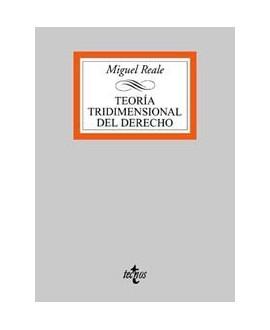 Teoría tridimensional del Derecho