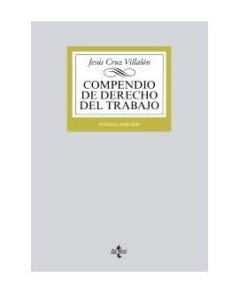 Compendio de Derecho del Trabajo. 9ªed.