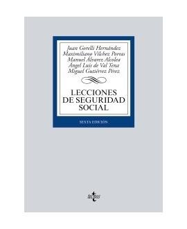 Lecciones de Seguridad Social. 6ªed.