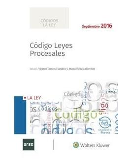 Código Leyes Procesales. Edición 2016