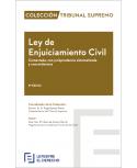 Ley de Enjuciamiento Civil comentada, con jurisprudencia sistematizada