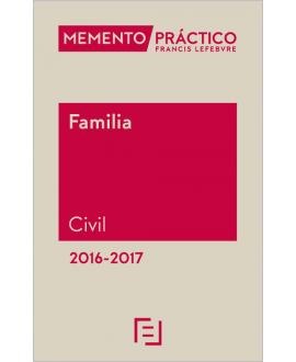 Memento Familia (Civil) 2016-2017