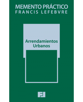 Memento Arrendamientos Urbanos