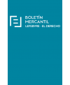 Revista jurídica Boletín Mercantil