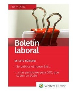 Revista Boletín Laboral