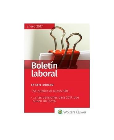 Revista Boletín Laboral