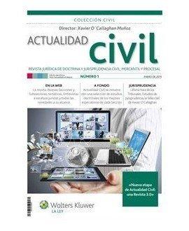 Revista actualidad civil