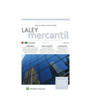 Revista LA LEY Mercantil