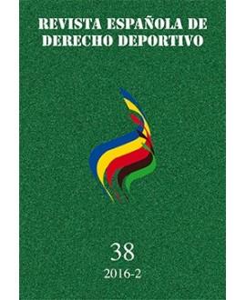 Revista de Derecho Deportivo