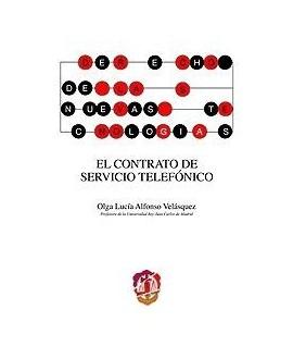 El contrato de servicio telefónico