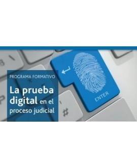 Curso online la prueba digital en el proceso judicial