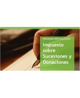 Curso online impuesto sobre sucesiones y donaciones