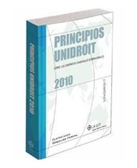 Principios UNIDROIT relativos a los contratos de comercio internacional