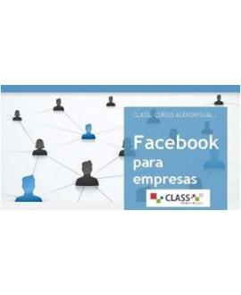 Curso online facebook para empresas