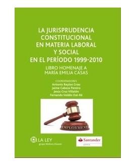 La jurisprudencia constitucional en materia laboral y social en el período 1999-2010