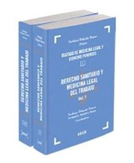 Derecho Sanitario y Medicina Legal del Trabajo