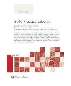 2016 Práctica Laboral para abogados
