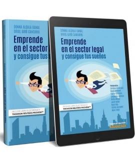 Emprende en el sector legal y consigue tus sueños (Dúo Papel + Ebook)