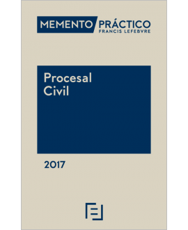 Memento Procesal Civil 2017