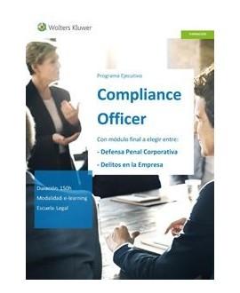 Programa ejecutivo Compliance Officer