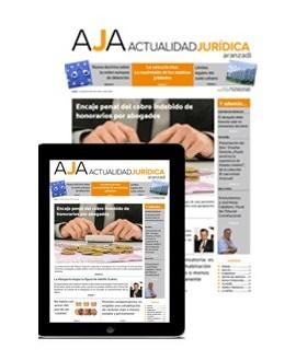 Revista actualidad jurídica Aranzadi