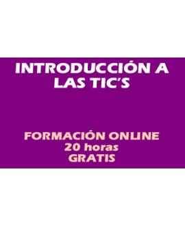 Curso online Introducción a las TIC's