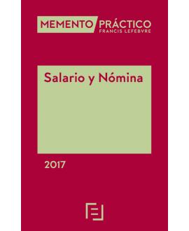 Memento Salario y Nómina 2017