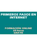 Curso online Primeros pasos en Internet