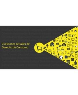 Curso online Cuestiones actuales de Derecho de Consumo