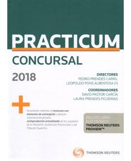 Practicum Concursal 2018