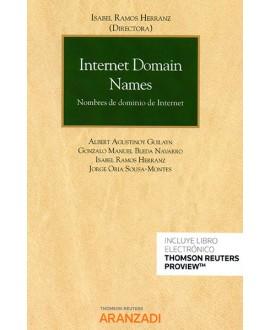 Nombres de dominio de internet