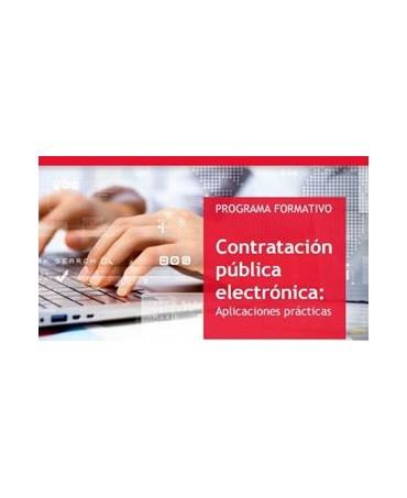 Curso online contratación pública electrónica
