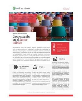 Contratación en el Sector Público