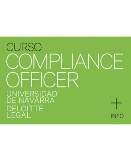 Programa Compliance Officer (Universidad de Navarra-Deloitte Legal)