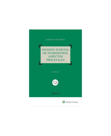 División judicial de patrimonios. 2ª Edición