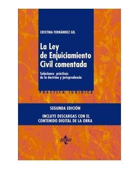 La Ley de Enjuiciamiento Civil comentada