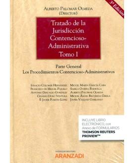 Tratado de la Jurisdicción Contencioso-Administrativa (Tomo I-II)
