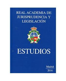 Estudios Real Academia de Legislación y Jurisprudencia
