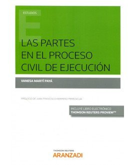Las partes en el proceso civil de ejecución