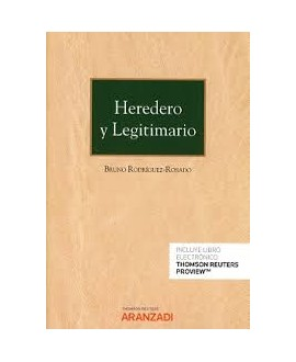 Heredero y Legitimario