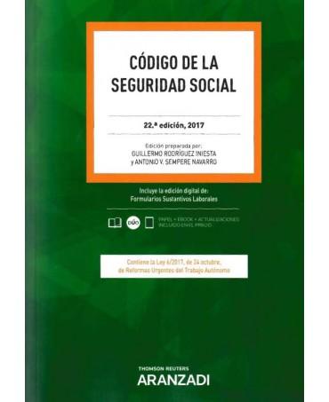 Código de la Seguridad Social
