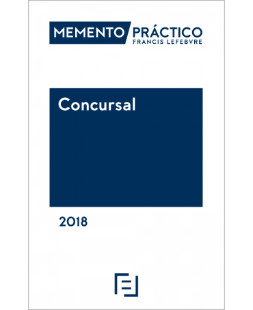 Memento Concursal 2018