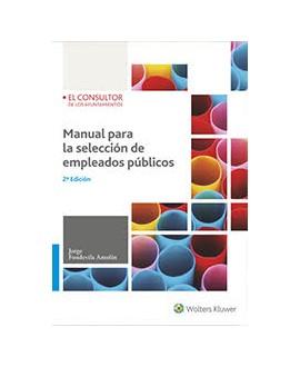 Manual para la selección de empleados públicos. 2ª Edición