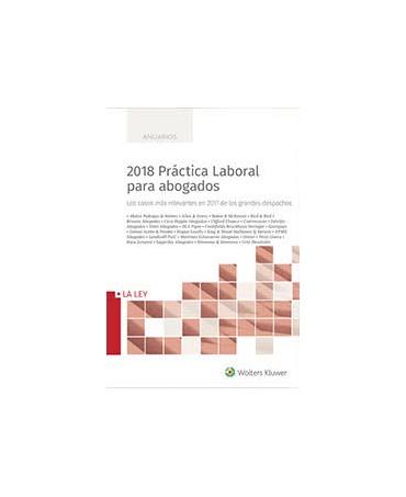Práctica Laboral para Abogados 2018