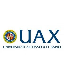 Máster online en abogacía (Universidad Alfonso X el Sabio)