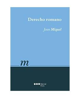 Manual Derecho Romano