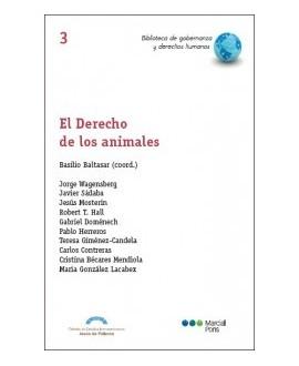 libro Derecho de los animales
