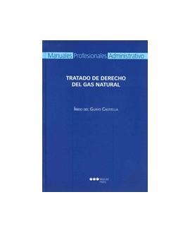 libro Tratado de Derecho del gas natural