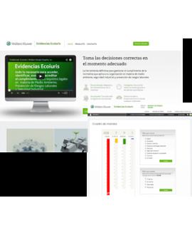 Herramienta online cumplimiento normativo prevención riesgos laborales, medio ambiente y seguridad industrial